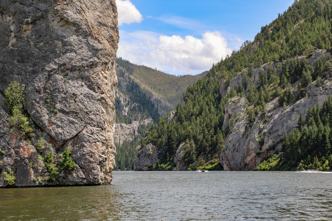 Gates of the Mountains